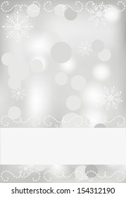 vector christmas background vertical stock vector royalty free