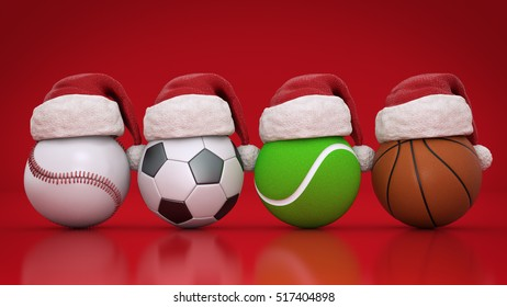 Christmas Sports Background.Christmas Sport Images Stock Photos Vectors Shutterstock