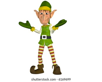 Christmas Elf - don't know