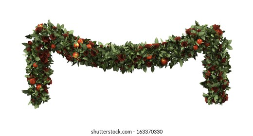 Christmas Garland Decoration