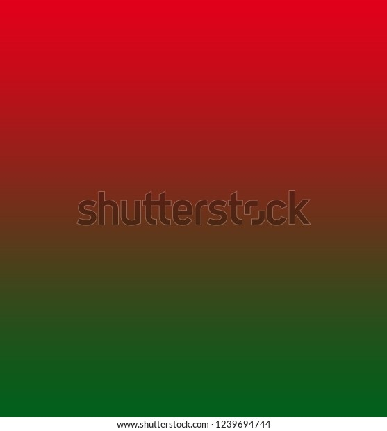 Christmas Green And Red.Christmas Green Red Gradient Background Stock Illustration