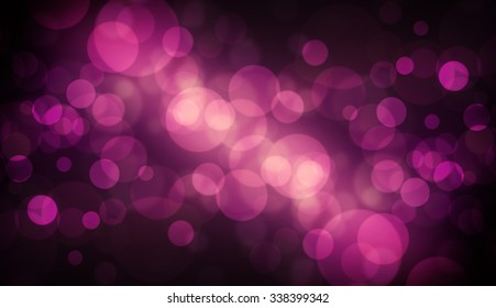 christmas and happy new year background bokeh defocused lights and stars