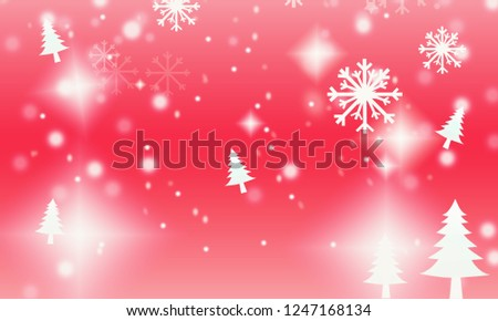 christmas and happy new year theme background