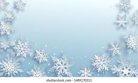 Winter Sports Cross Country Ski Snowflake Pinetree Rustic Wallpaper Border Decor