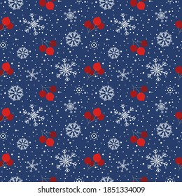 christmas-seamless-pattern-branches-red-