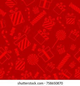 Christmas Gift Wrapper Design.Gift Wrapper Design Stock Illustrations Images Vectors