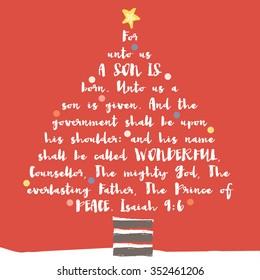 Bible Verses For Christmas.Christmas Bible Verse Images Stock Photos Vectors