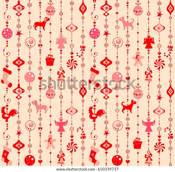 christmas wallpaper funny red cut 600w 650339737