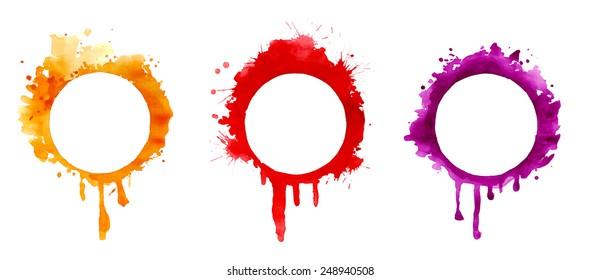circle bleed