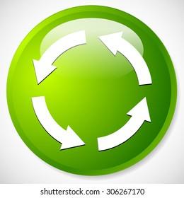 Circular arrow graphics.