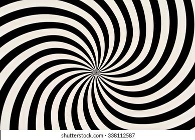A circular strange vision