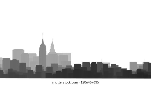 city, architecture abstract, texture, background, 3d illustration