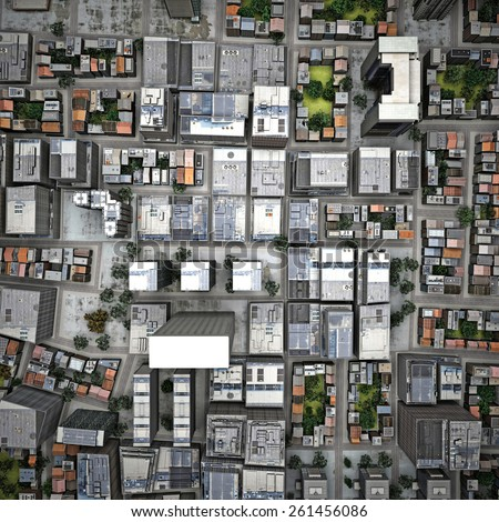 city top view stock illustration 261456086 shutterstock