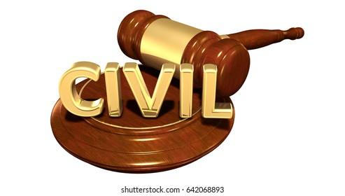 civil legal