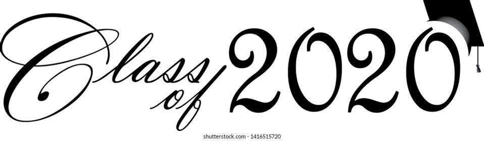 Class of 2020 Images, Stock Photos & Vectors | Shutterstock