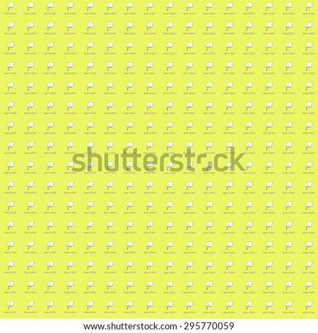 7a2c116f722 Class 2024 White On Yellow Pattern Stock Illustration 295770059 ...