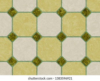 Classic Ceramic Tile Texture Marble Pattern For Design And Decoration