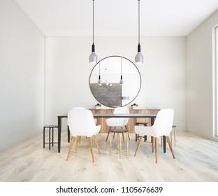 Mirror Dining Room Images Stock Photos Vectors Shutterstock