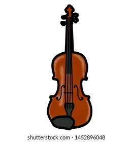 Classical violin for symphonies and orchestras