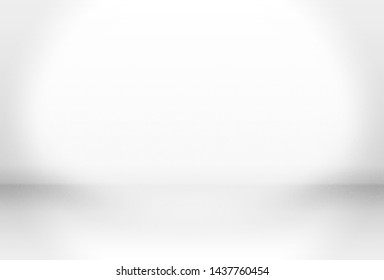 Clean background white grey blur light abstract