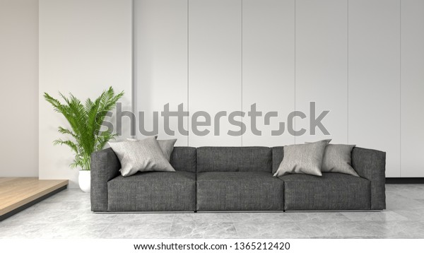 Magnificent Clean Room Sofa Front Simple Clean Stock Illustration 1365212420 Short Links Chair Design For Home Short Linksinfo