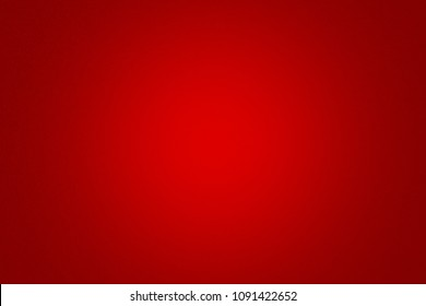 Clean simple blood red color background with radial