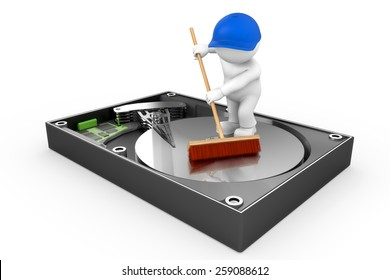 Cleaning Your Hard Disk