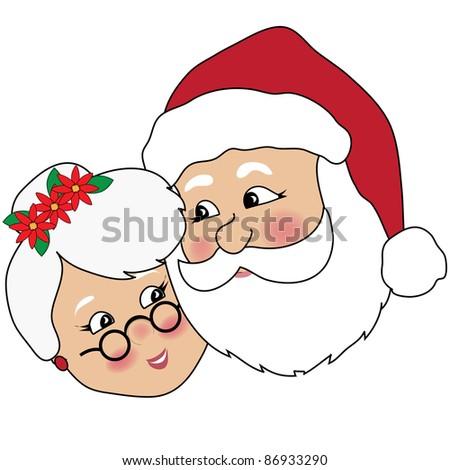 Royalty Free Stock Illustration of Clip Art Illustration Mr Mrs ...