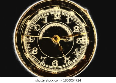 clock-face-glowing-isolated-on-260nw-180