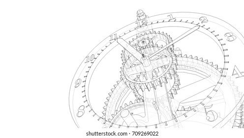 Mechanical Art Images Stock Photos Vectors