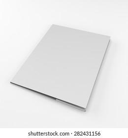 closed single folder