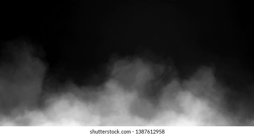 Closeup of colorful abstract steam/smoke/ink texture background (High-resolution 3D CG rendering illustration)