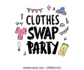 Clothing-swap Images, Stock Photos & Vectors | Shutterstock