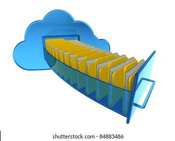 Cloud computing documents