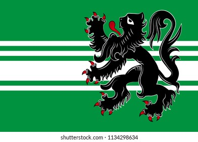 Coat of arms of East Flanders is a province of Flanders, one of the three regions of Belgium.
