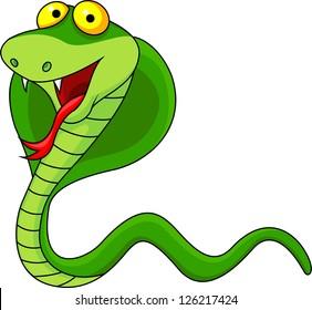 Cobra cartoon