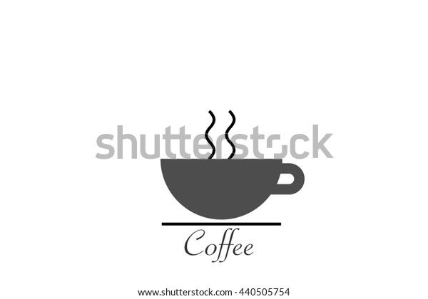 coffee cup and coffee icon