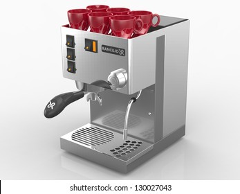 coffee machine Rancilio Silvia