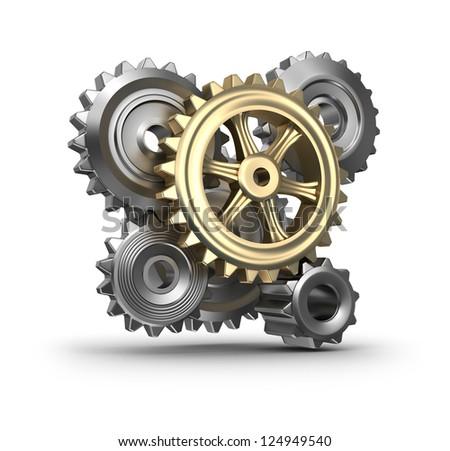 cogs gears stock illustration 124949540 shutterstock