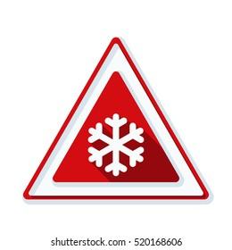 Cold Warning illustration