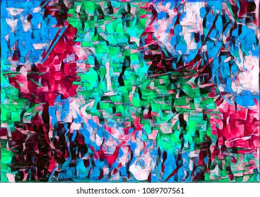 Color abstrack background bright stains for design.