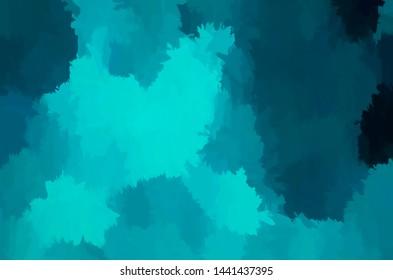 Color artistic background design brush art bright graphic backdrop