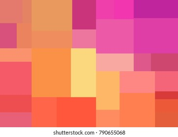 color block abstract background