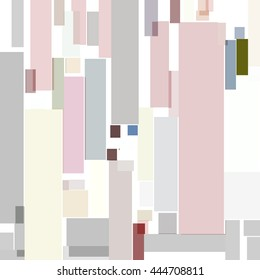 Color Rectangles Background