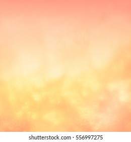 Color summer background. It creates a holiday mood, joy, fresh tropical breeze, the sun and heat.