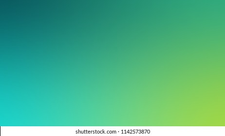 Colored blurred gradient background green and turquoise. Degrade, Site and Image.