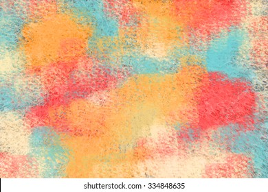 Colored vintage background