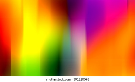Colorful Abstract Background | Silk Rainbow Scarf With Orange, Brown, Purple, Yellow, Blue, Green, Black and White Colors | Multicolored Rainbow Pattern Image with Cover Layout