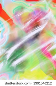 Colorful abstract background for text