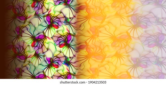 colorful abstract digital design background texture